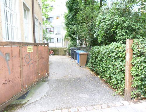 Multikulturelles Jugendzentrum Westend: Unheimlicher Hinterhof