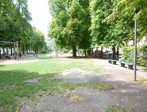 Multikulturelles Jugendzentrum Westend: Guter Spielplatz