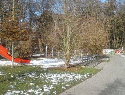 Freizeitstätte Hirschgarten: Spielplatz