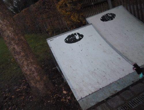 Freizeitstätte Hirschgarten: Skate Ramps