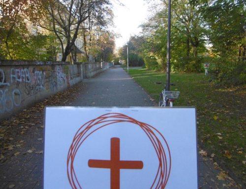 Kinder- und Jugendtreff Mooskito: Fußweg