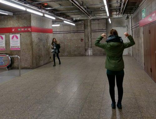 PSG Schulstamm München Au: Zwischengeschoss Sendlinger Tor